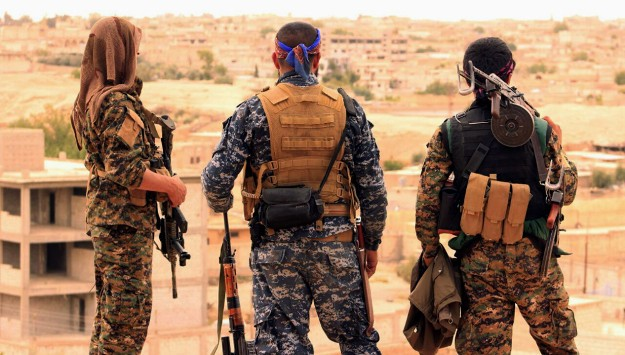 Eastern Syria a Hotbed of Geopolitical Interests