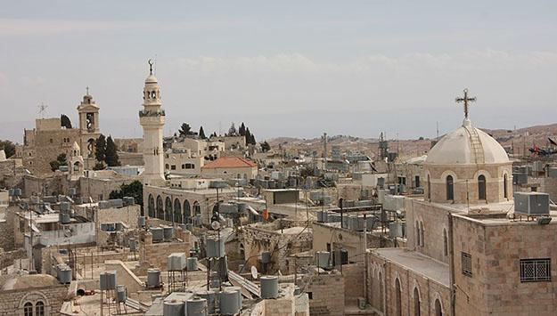 Palestinian Director Leila Sansour Talks Bethlehem