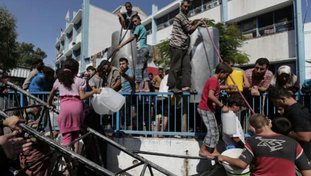 Ending Gaza's Race to the Bottom