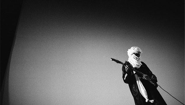 Among Tuareg Rockers, Mdou Moctar Stands Tall