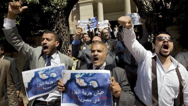 Red Sea Islands Deal Undermines Arab Peace Initiative