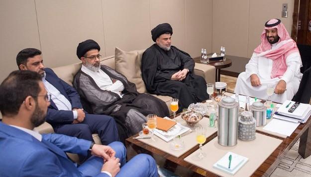 Muqtada al-Sadr's Saudi Visit Worries Tehran