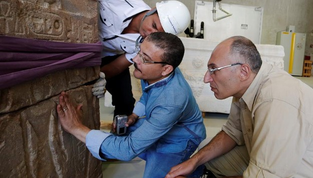 Egypt's New Museum Hopes to Lure Tourists Back
